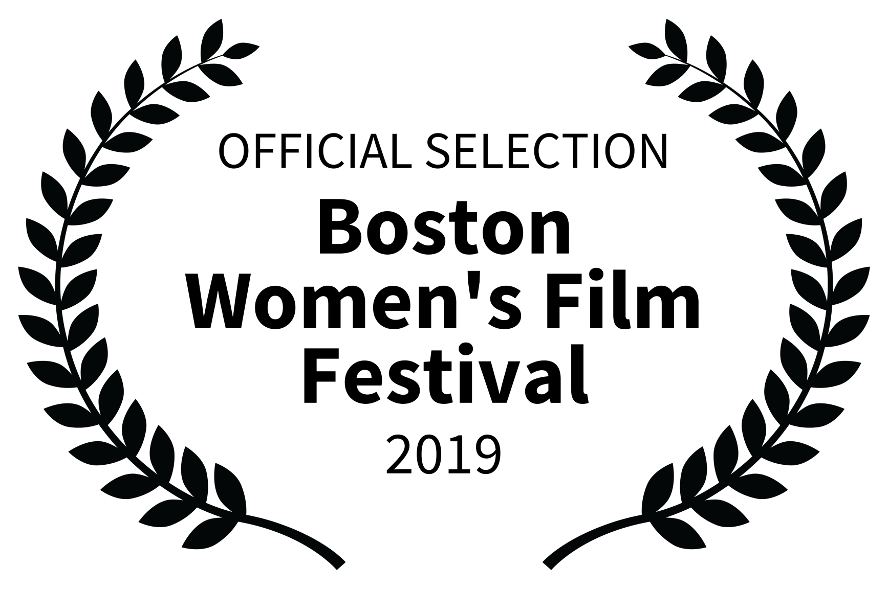 OFFICIAL SELECTION – Boston Womens Film Festival – 2019 (1)
